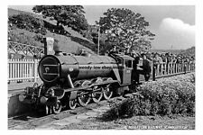 pt1732 - Miniature Railway , Scarborough , Yorkshire - photograph 6x4