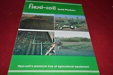 Flexi-Coil Land Packers Dealer's Brochure YABE8