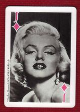 MARILYN MONROE Star Playing Card Jack of Diamonds CMG Worldwide