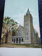 Early 1900's The Central Methodist Church in Asheville, NC North Carolina PC