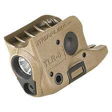 Streamlight TLR-6 LED Weapon Light + Laser Glock 42 43 (Brown) ~ 69278