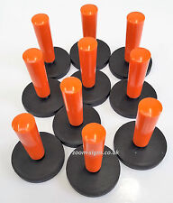 10 GRIPPER MAGNETS, VEHICLE WRAPPING TOOL FOR AND CAR / VAN WRAP AND GRAPHICS