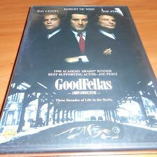 Goodfellas (DVD, Widescreen 2007) Robert De Niro, Paul Sorvino, Joe Pesci NEW