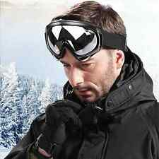 New Ski Snowmobile Snowboard Goggle Goggles Eyewear Protective Glasses Lens Bike