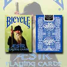 BICYCLE BLUE AESIR VIKING GODS PLAYING CARDS DECK NEW SEALED