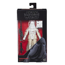 "Star Wars Hasbro W5 Black Series 6"" Rogue One # Snowtrooper NEW"