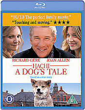 HACHI - A DOGS TALE - BLU-RAY - REGION B UK