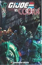 FUN PUBLICATIONS FP COMIC G I. JOE VS COBRA #7  ZOMBIE INITIATIVE- CONVENTION ED
