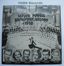 BROADWAY MELODY OF 1938 - Film Soundtrack - Ex LP Record Motion Picture Tracks