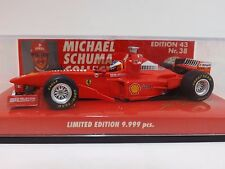 1:43 Minichamps Ferrari F 300 Tower Wing M.Schumacher Collection 510984333