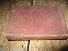 THE SPIRITUAL ORDER  And Other Papers By Thomas ERSKINE of Linlathen 1884 Old