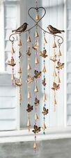 FAB NEW FAIR TRADE LARGE BIRDS BEADS BELLS CHIMES GARDEN HIPPIE BOHO GYPSY
