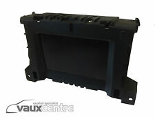 VAUXHALL ASTRA H ZAFIRA B EARLY MULTI FUNCTION RADIO DISPLAY IDENT AC 13253694