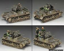 King & Country WS291 Flak Panzer 1A - RETIRED - Mint in the Box