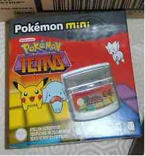 brand new game Pokemon mini teris
