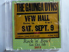 GAUNGA DYNS NEW CD RARE NOLA LOUISIANA GARAGE PSYCH BUSY B REBECCA RODIFER