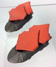 Star Wars Jabba The Hut Sail Barge Set of 2 Tatooine ROTJ Micro Machines