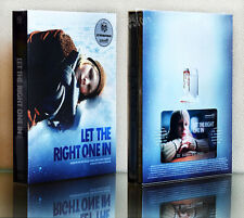 LET THE RIGHT ONE IN [Blu-Ray], Limited 800, (STEELBOOK) FULL SLIP~/ Region ALL
