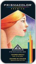 Prismacolor Premier Colored Pencils 12 Pack Color Pencils