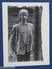 a/x handmade greetings / birthday card POLICE andy summers