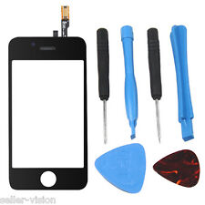 Sostituzione LCD VETRO TOUCH SCREEN DIGITIZER REPAIR KIT TOOL PER APPLE IPHONE 3G