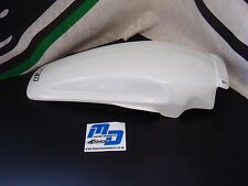UFO Motocross Rear Fender Mudguard Honda CR 125 250 1985 - 1999 White