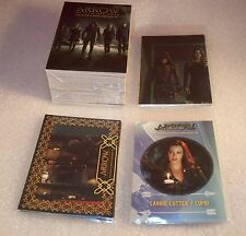 ARROW    The TV Series Trading Cards     SEASON 3      Complete Mini-Master Set