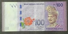 MALAYSIA ZETI RM100 REPLACEMENT NOTE (ZB 3796662)