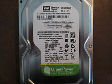 "Western Digital WD3200AVVS-61L2B0 (All have ""TJ"" DCM's) 320gb 3.5"" Sata HDD"