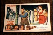 GUNMEN OF THE RIO GRANDE 1965 LOBBY CARD #5 GUY MADISON