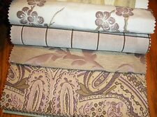 """Robert Allen Swatch Sample Fabric Book Color Library """"Wisteria"""" Upholstery #6803"""