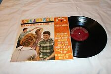 The Blazers LP-ROCK AND ROLL