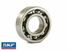 6202 15x35x11mm C3 Open Unshielded SKF Radial Deep Groove Ball Bearing