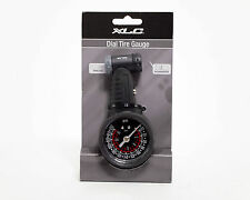Bike Tire Air Pressure Gauge 260 PSI Presta and Schrader