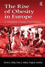 The Rise of Obesity in Europe-ExLibrary