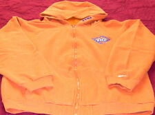 "Team NBA ""Phoenix Suns"" Basketball Full-Zip On-Court Hooded Warm-up Jacket Sz S"