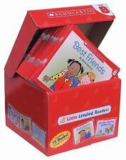 75 Leveled Readers Level B Box Set Guided Reading Kindergarten Teacher Resource
