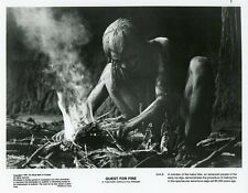 JEAN-JACQUES ANNAUD LA GUERRE DU FEU 1981 VINTAGE PHOTO ORIGINAL #2