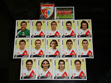 FIGURINE CALCIATORI PANINI 2006-07 SQUADRA MANTOVA CALCIO FOOTBALL ALBUM