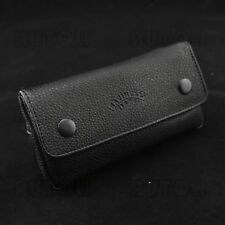 Black SAVINELLI Durable Portable Tobacco/Smoking Pipe Case/Bag Holds 2 Pipes