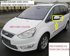 FORD GALAXY 2006 TO 2015 GENUINE WING MIRROR COVER LEFT PAINTED ANY FORD COLOUR