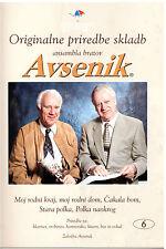 Oberkrainer occupazione voti: Avsenik ORIGINALE modifiche 6 per quintetto