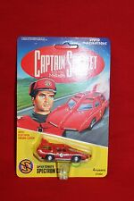 CAPTAIN SCARLET AND THE MYSTERONS CAPTAIN SCARLETS SPECTRUM CAR CARDED