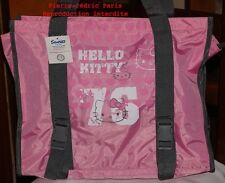 Sac Shopping-Cartable porté épaule Hello Kitty! a prix imbattable pierre-cedric