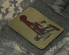 AFSOC COMBAT CONTROL CCT TACP DEATH on CALL MULTICAM PATCH: SNOOPY RED BARON