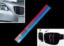 3Color Grille Grill Vinyl Strip Sticker Decal For BMW M3 M5 E36 E46 E60 E90 E92