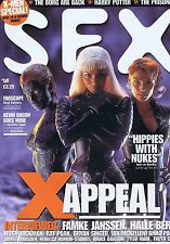 X-MEN / KEVIN BACON / FARSCAPE SFX no. 68 Sep 2000