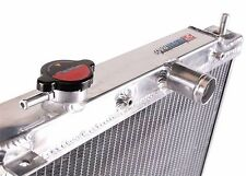 Skunk2 349-05-1500 Alpha Series Aluminum Radiator with Cap for 88-91 Civic CRX