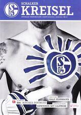 Schalker Kreisel + 10.04.2016 + FC Schalke 04 vs. Borussia Dortmund + Derby +