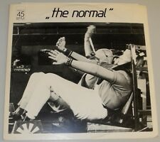 "★★12"" DE**THE NORMAL - WARM LEATHERETTE (MUTE '89 / RARE)★★9263"